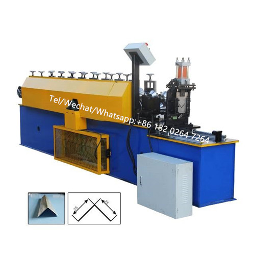 V Shape Angel Channel Ceiling Roll Forming Machine