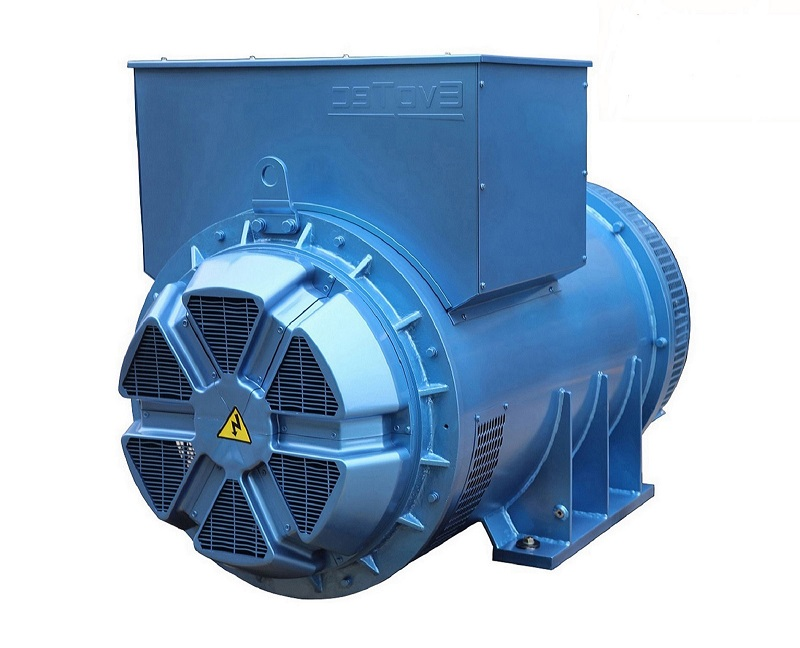 EvoTec Alternator for Mining Project