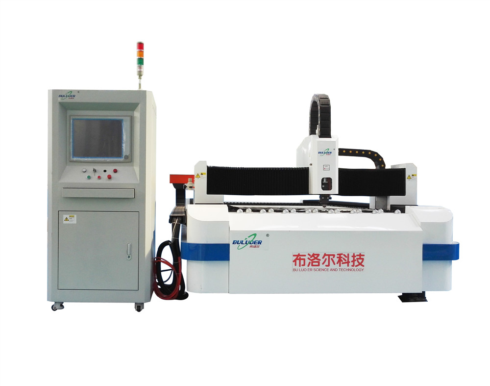 Fiber laser cutting machine cutting metal stainless steel carbon steel