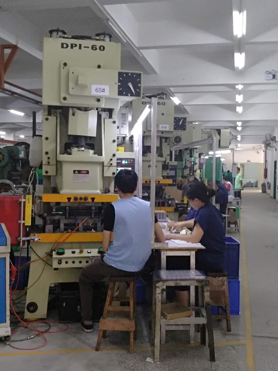 Metal stamping supplier in China