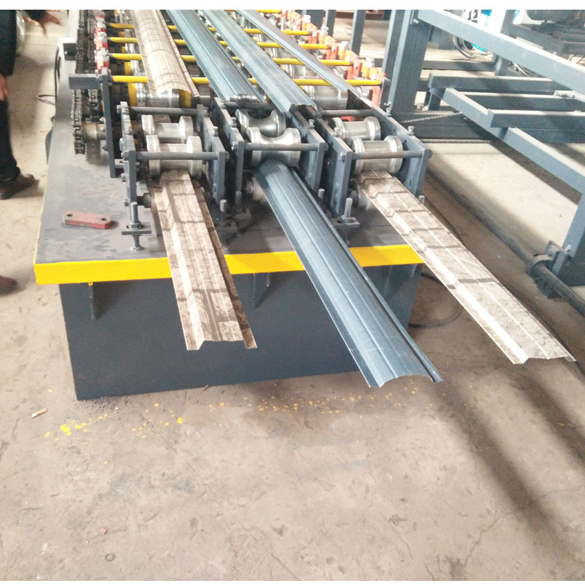 production line for making metal fence