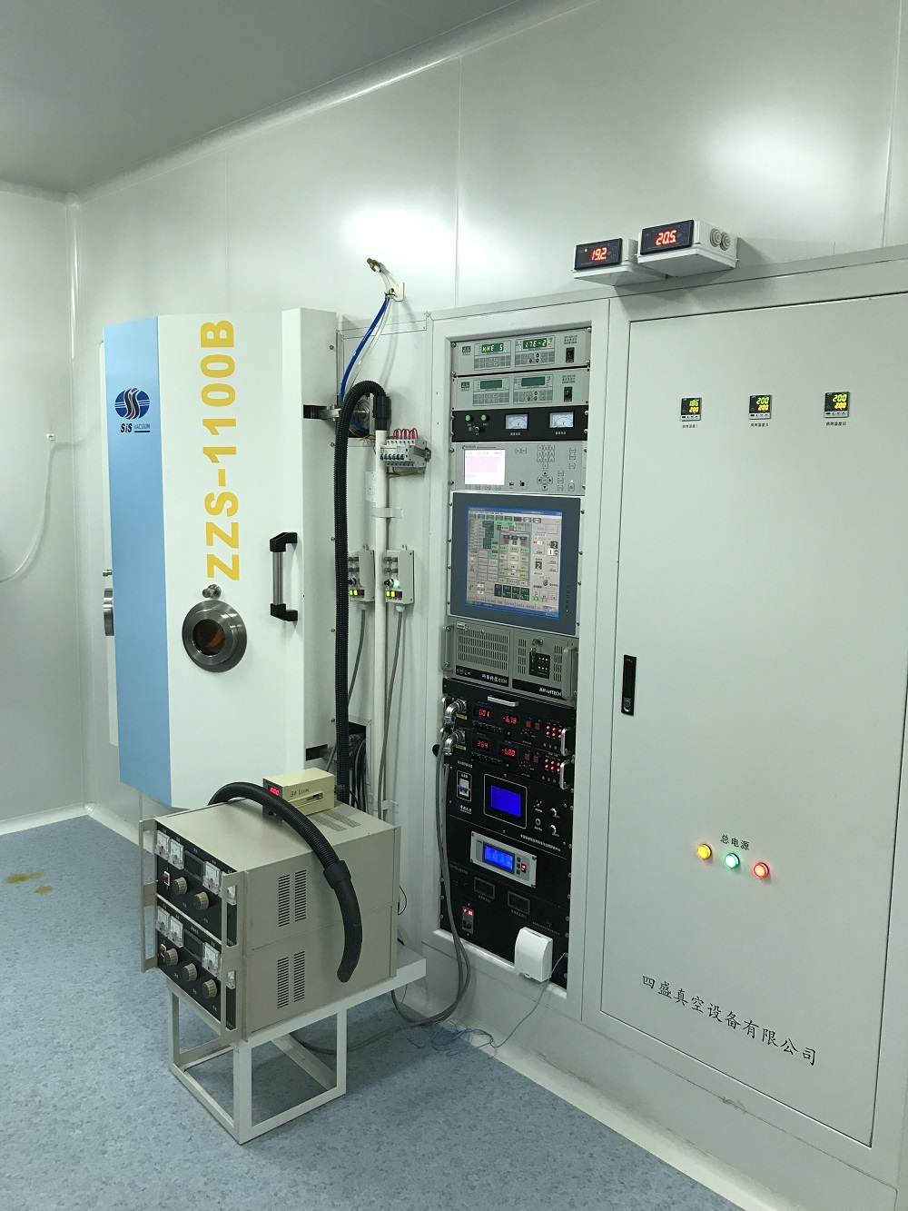 Coating machine from Coupletech