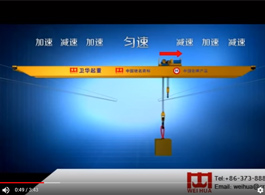 Anti Sway Crane With Advanced Anti Sway System