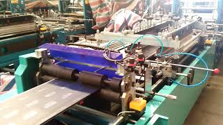 fold stand bag making machine
