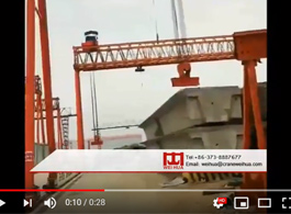 Segmental Bridge Gantry Crane