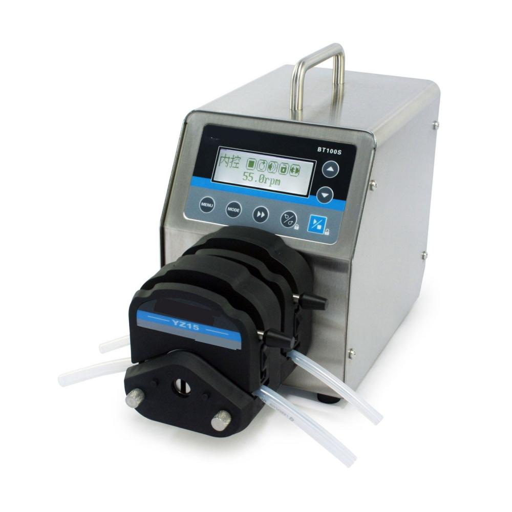 BT100SYZ15x2 peristaltic pump