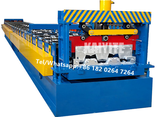 Two Waves Floor Deck Roll Forming Machine