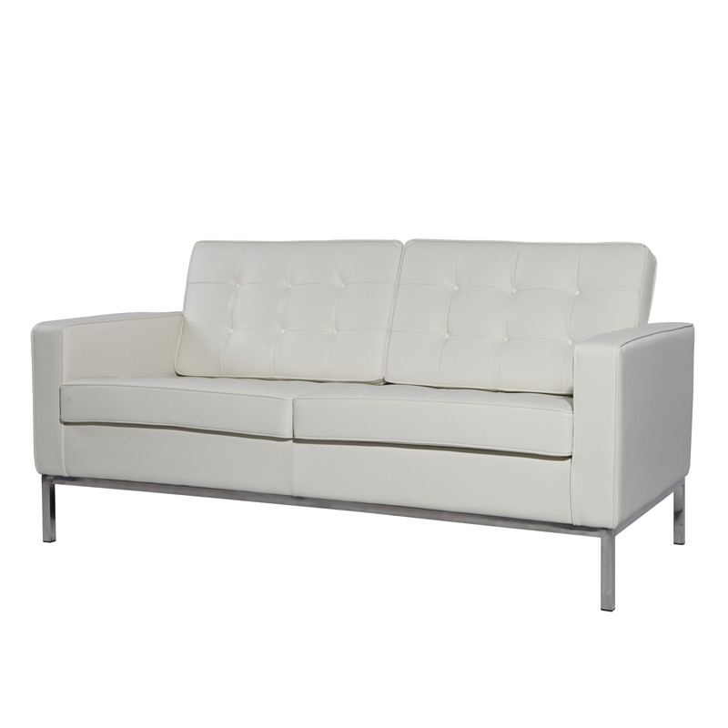 Mid-Century Florence Knoll Style Sofa