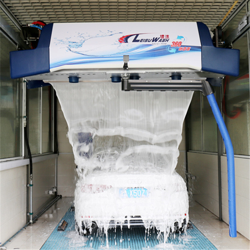 Leisuwash 360 Mini RY automatic car wash system