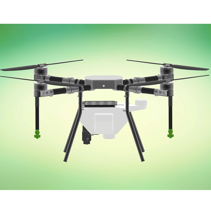 JMRRC X1100 5L Agriculture spray drone