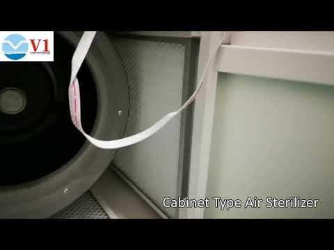 Cabinet Type Air Sterilizer
