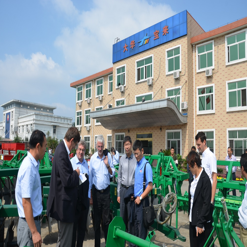 Shandong Dahua Machinery Co.,Ltd