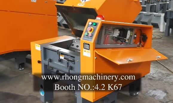 welcome to visit our RHONG booth(4.2 K67) during chinaplas 2018
