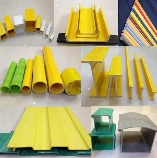 Manufacturer Fiberglass Products From Longzhuo in China