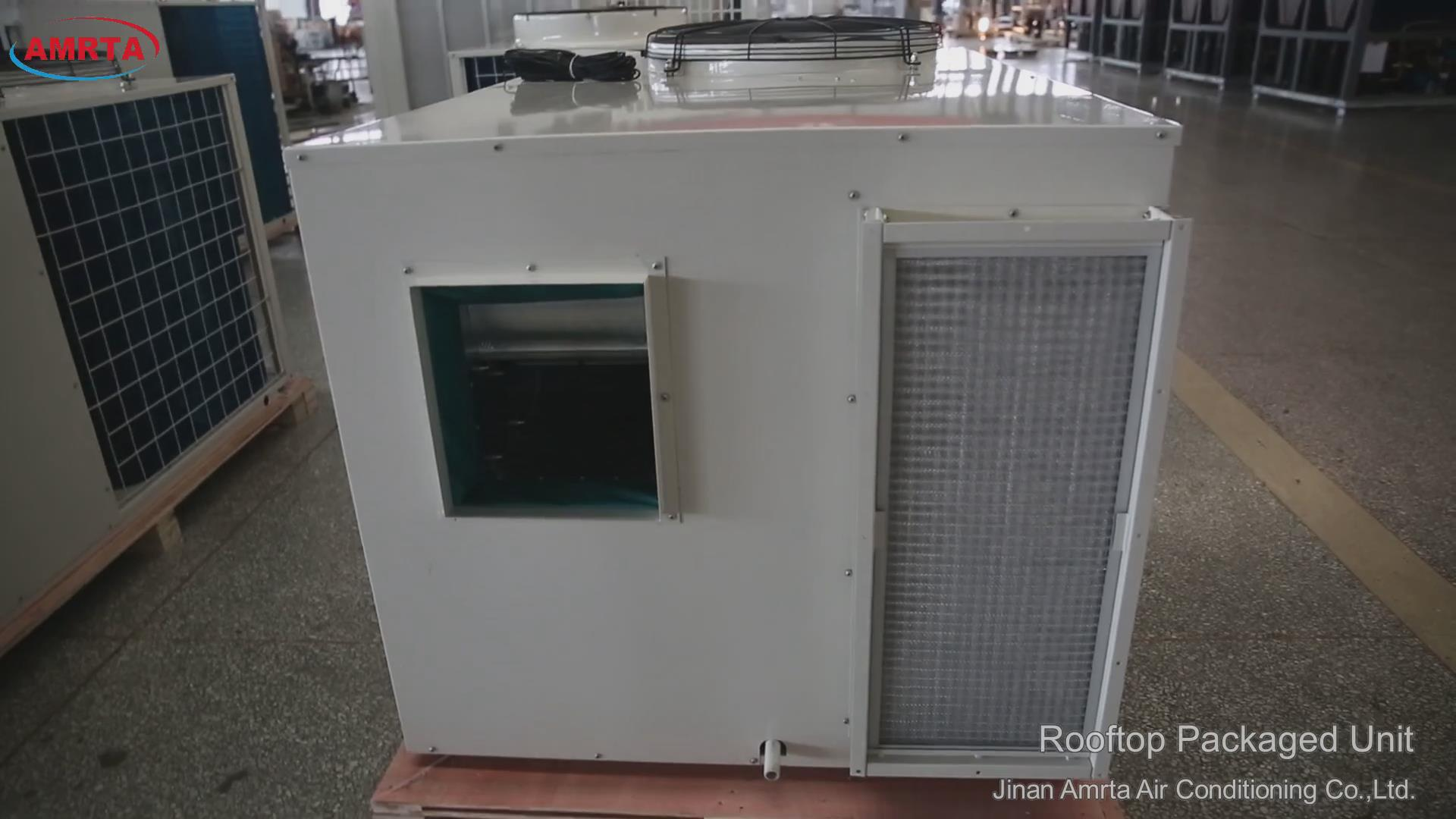 Customizable Multi-function Commercial Rooftop Packaged Unit