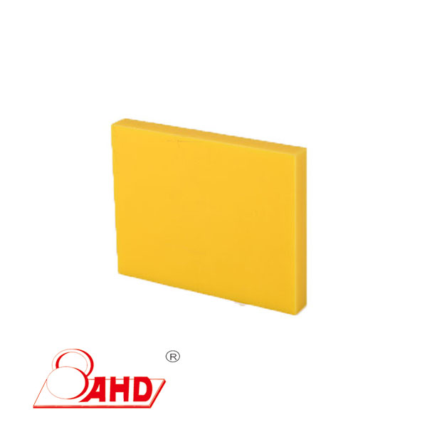 HDPE500 yellow sheet smooth