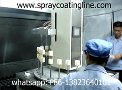 interior spraying equipment