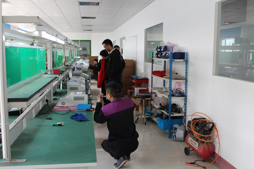 thermal cycler factory