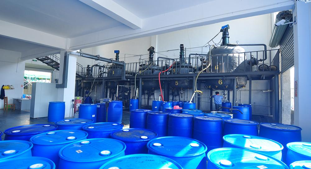 Adjuvant Production Line