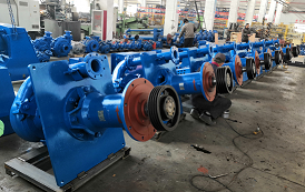 High Chrome Alloy Vertical Slurry Pumps