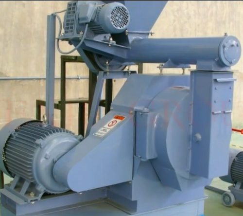250 RING-DIE PELLET MILL