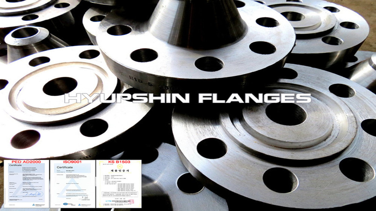 Forged Steel Flanges Carbon Steel Flanges Production