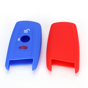 Silicone Car Key Cover for BMW X3 X5