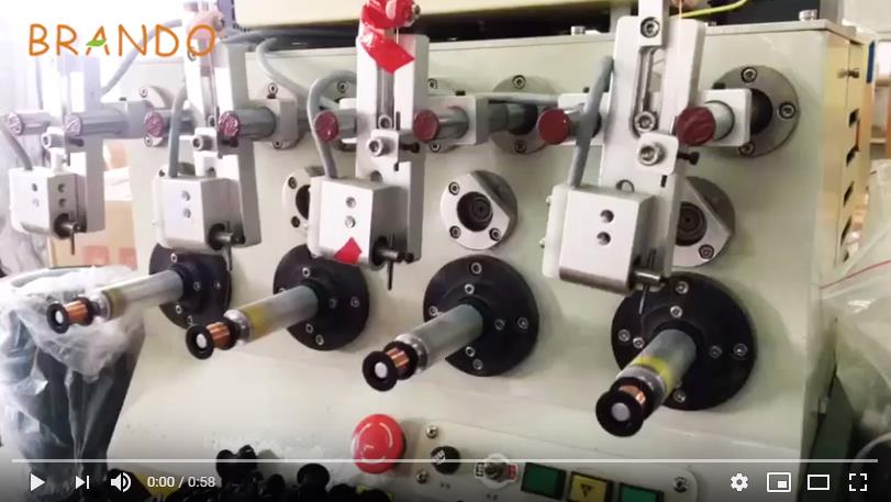 Solenoid Coil Production Process