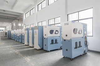 Automatic Filling Machine Workshop