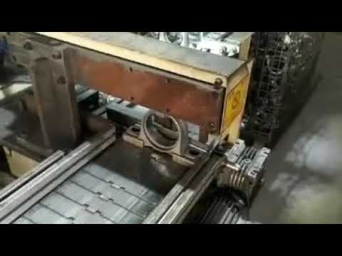 Xinxiang sunrise company automatic processing line of spherical bearing seat