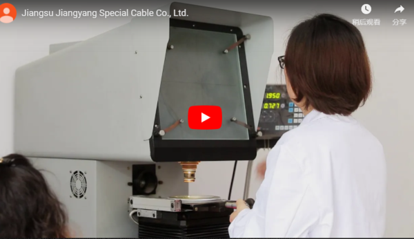 Jiangsu Jiangyang Special Cable Co., Ltd.