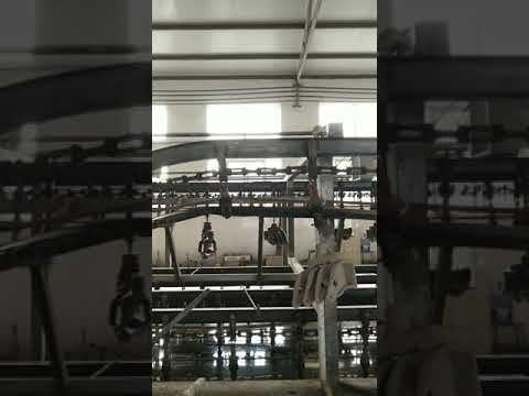 Water glass production line
