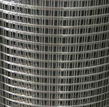 Welded Wire Mesh Production Process