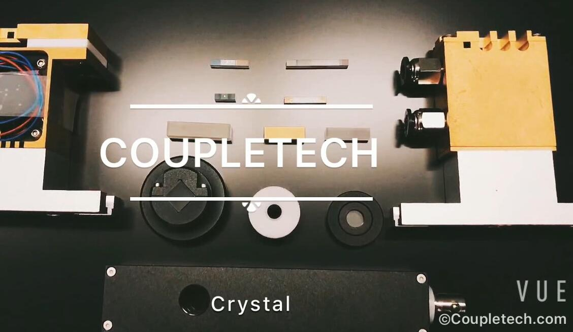 Mail product of Coupletech Optical Crystal