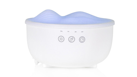cool mist air humidifier and diffuser