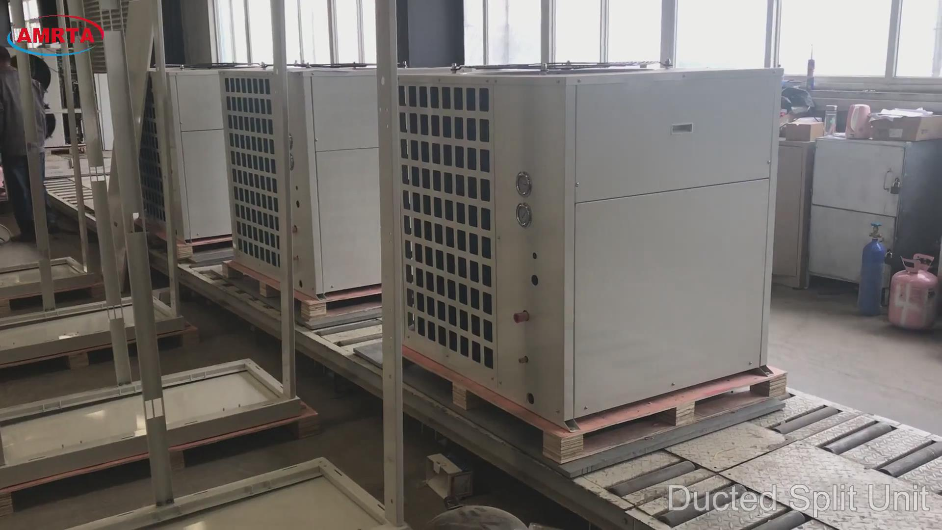 36kW Ducted Split Air Conditioning