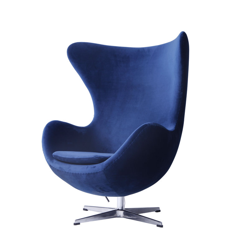 Jacobsen Egg Chair for Lounge Area