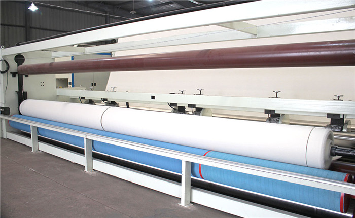 Non woven fabric production lines