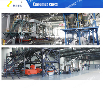 Extruder Machine Process