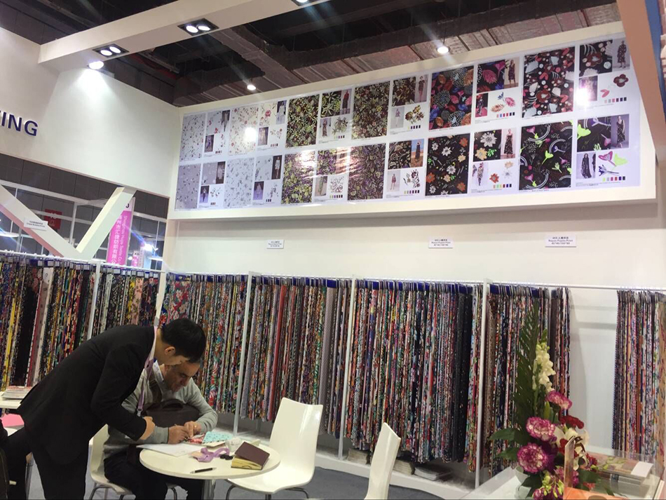 Shanghai intertextile 2