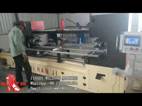 Frame Scaffolding Diagonal Brace Making Machine