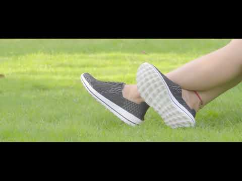 Lovers Lightweight Weaving Microfiber Shoes