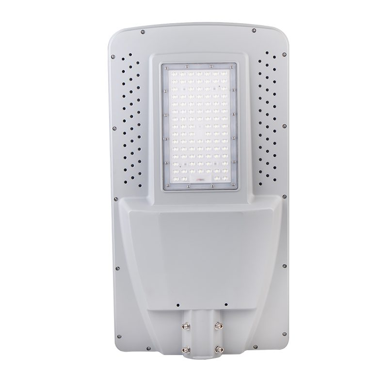 All in one Integrated Solar Powered LED Street Light 30W