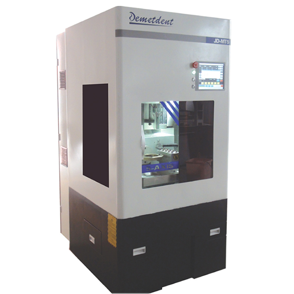 MT5 5 Axis dental CAD CAM milling machine