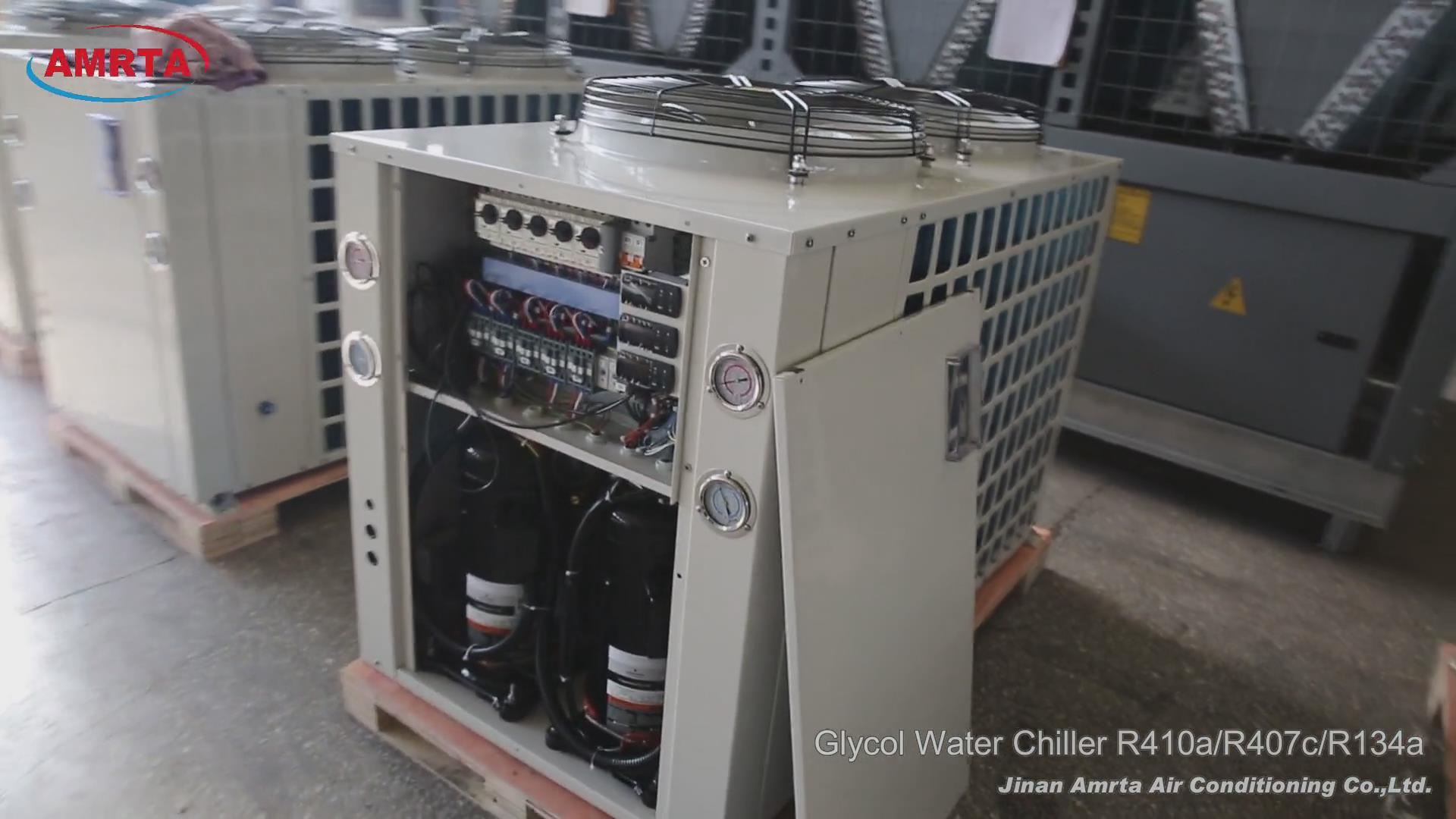 Amrta Low Temperature Water Chiller
