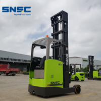 SNSC 9M lifting height Electric Reach Truck is ready to South Africa