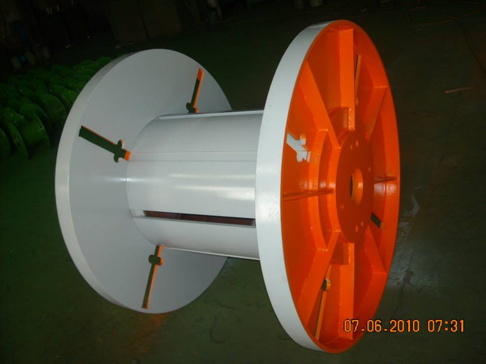 1250mm customized Collapsible Cable Spool