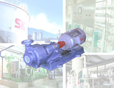 UHB-ZK Chemical Pumps