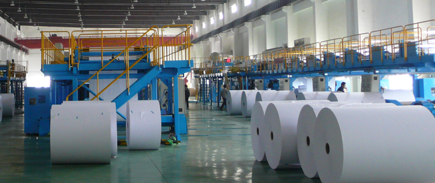 Puyang Longfeng Paper Co.,Ltd.