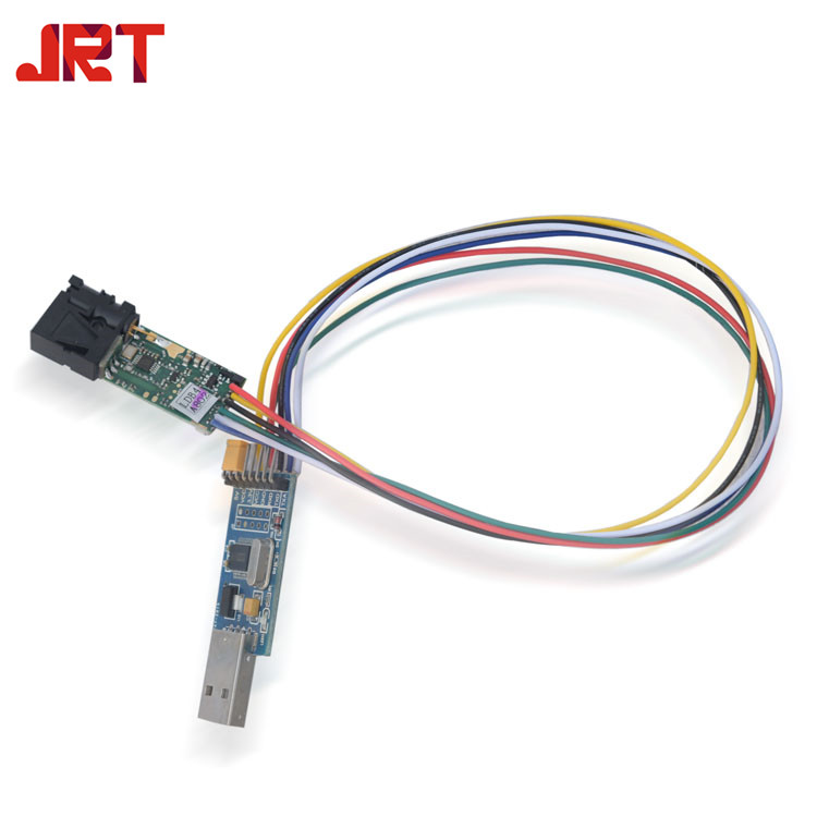 JRT - How to measure bluetooth laser Distance Transducer smallest U81?